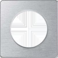 Полированный алюминий