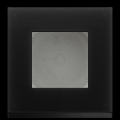 Черное стекло/антрацит