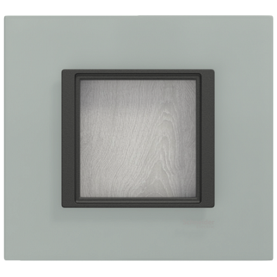 Серое (матовое) стекло