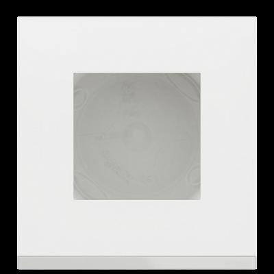 Белое стекло/белый